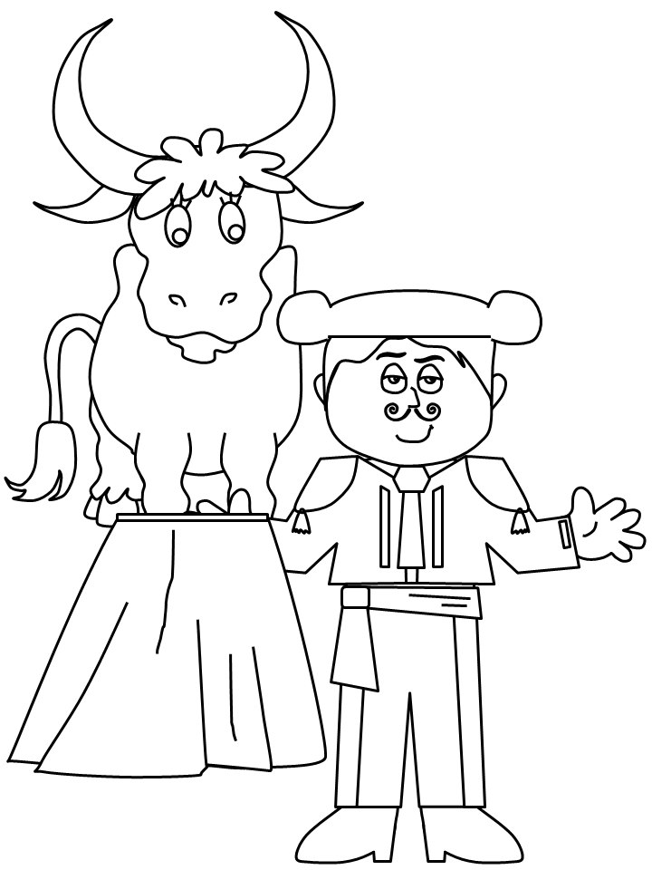 spain coloring pages free spanish coloring pages coloring home spain coloring pages
