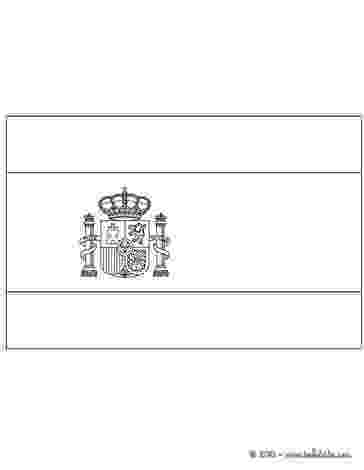 spain flag emblem coloring page fancy idea spanish flag outline spain of history facts and flag emblem page coloring spain