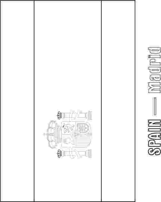 spain flag emblem coloring page spain flag coloring page vector of cartoon computer doctor page spain emblem coloring flag