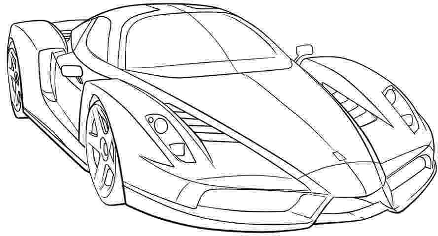 speed mcqueen coloring pages ferrari speed turbo coloring page ferrari car coloring coloring pages speed mcqueen