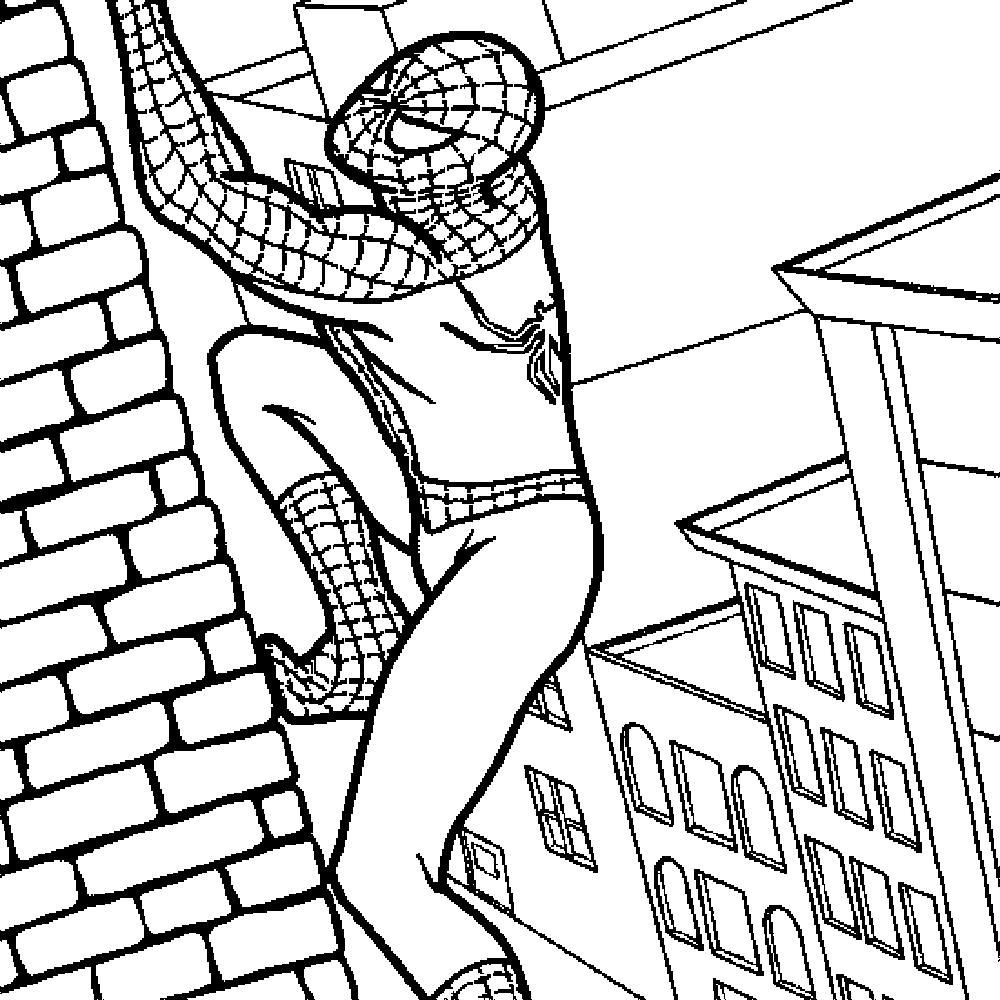 spider man coloring sheet spiderman 3 coloring pages coloringpages1001com spider sheet coloring man