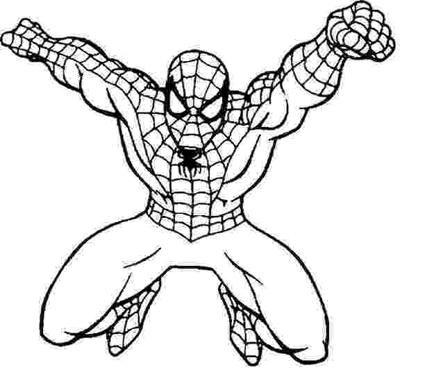 spiderman coloring pages free spider man coloring page spiderman coloring superhero pages free coloring spiderman