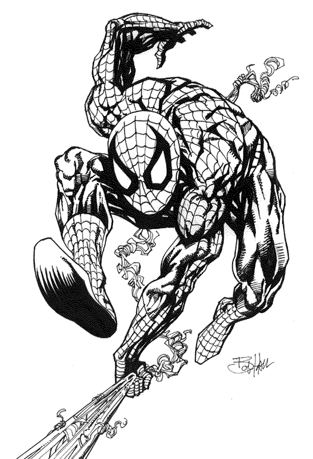 spiderman coloring pages printables spiderman coloring page download for free print coloring pages spiderman printables