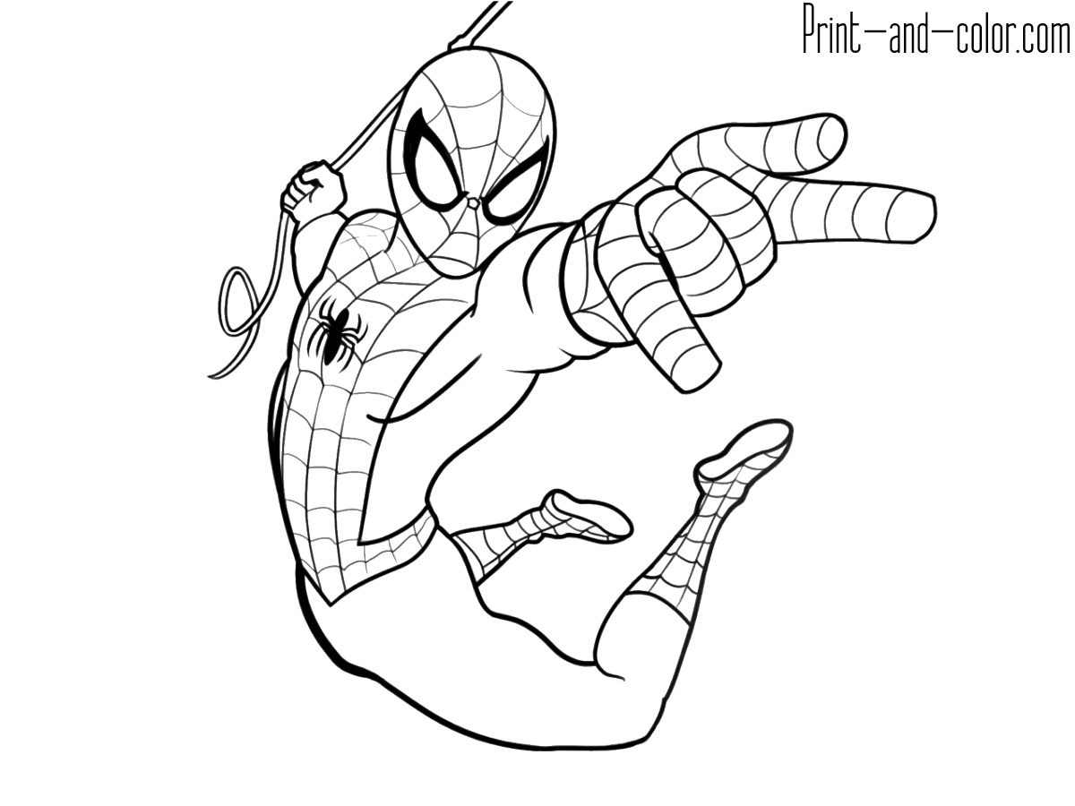 spiderman picture to color 17 best images about nia on pinterest princess coloring color to spiderman picture
