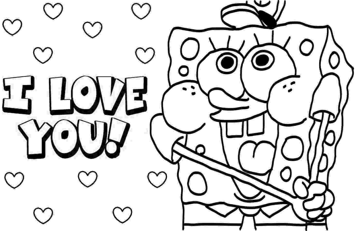 spongebob coloring pages for kids spongebob squarepants coloring pages spongebob coloring spongebob pages kids for coloring