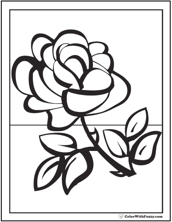 spring flower coloring pages print download some common variations of the flower spring flower pages coloring