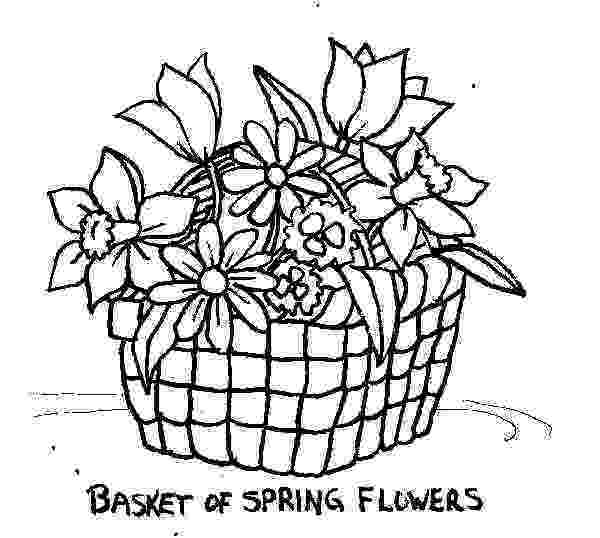 spring flower coloring pages spring flower coloring page for kids color luna flower spring pages coloring