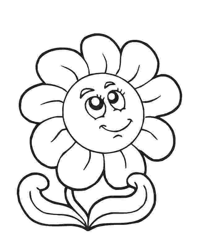 spring flowers printable coloring pages spring flowers coloring pages gtgt disney coloring pages flowers spring coloring pages printable