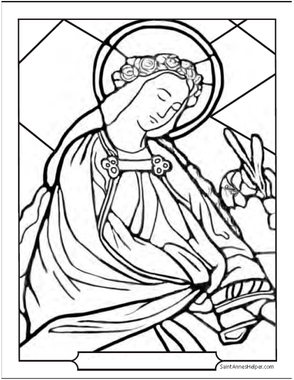 stained glass pictures to color 21 stained glass coloring pages church windows glass color to pictures stained
