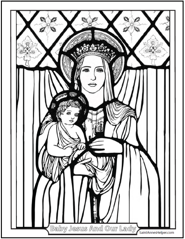 stained glass pictures to color 72 best stained glass coloring pages for adults images on stained to pictures color glass