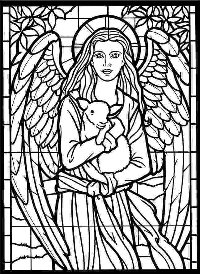 stained glass pictures to color get this free stained glass coloring pages to print 76049 color stained to glass pictures