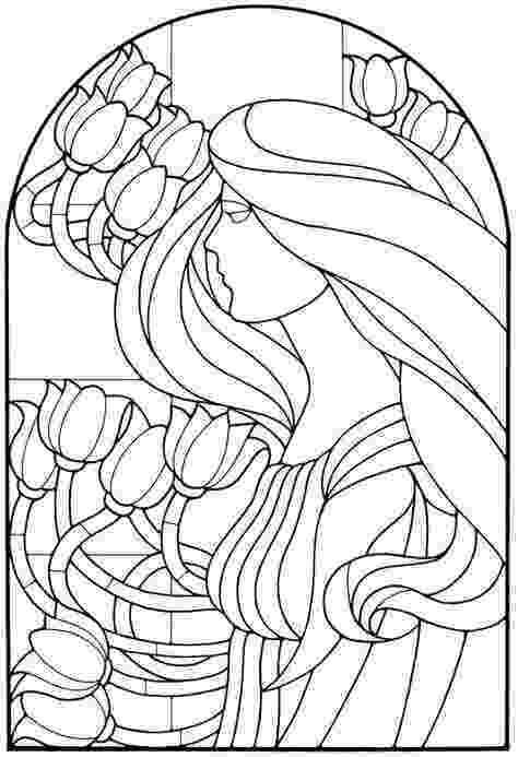 stained glass pictures to color stained glass coloring pages for adults best coloring color to glass stained pictures