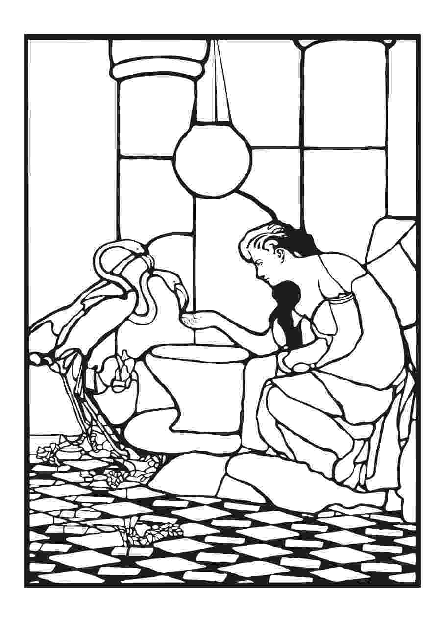stained glass pictures to color stained glass window coloring pages coloring home to color stained glass pictures