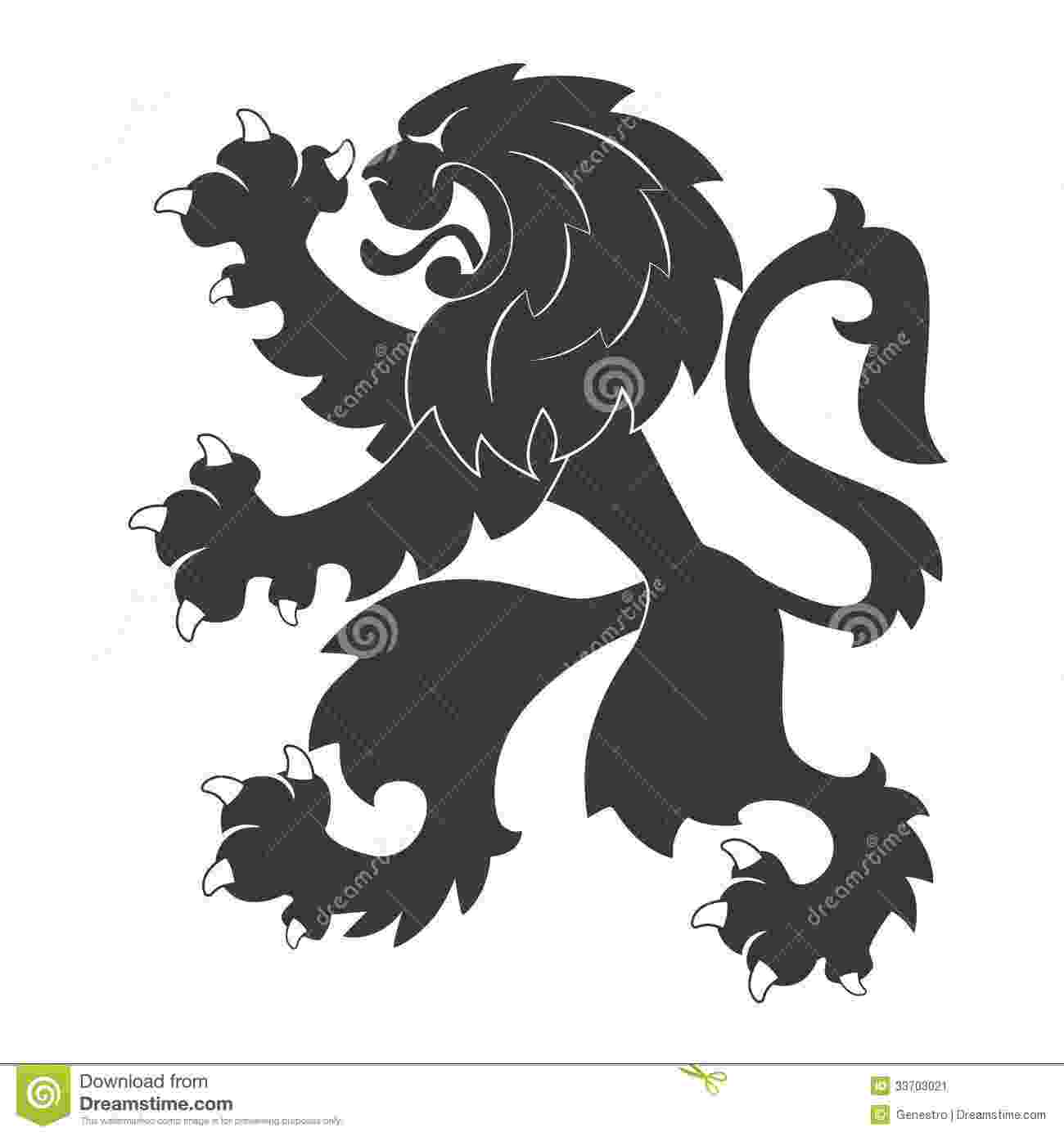 standing lion lion and tato on pinterest standing lion