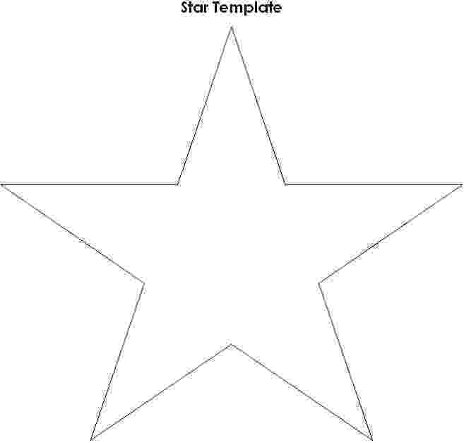 star template free printable picture of star shape clipartsco free printable star template
