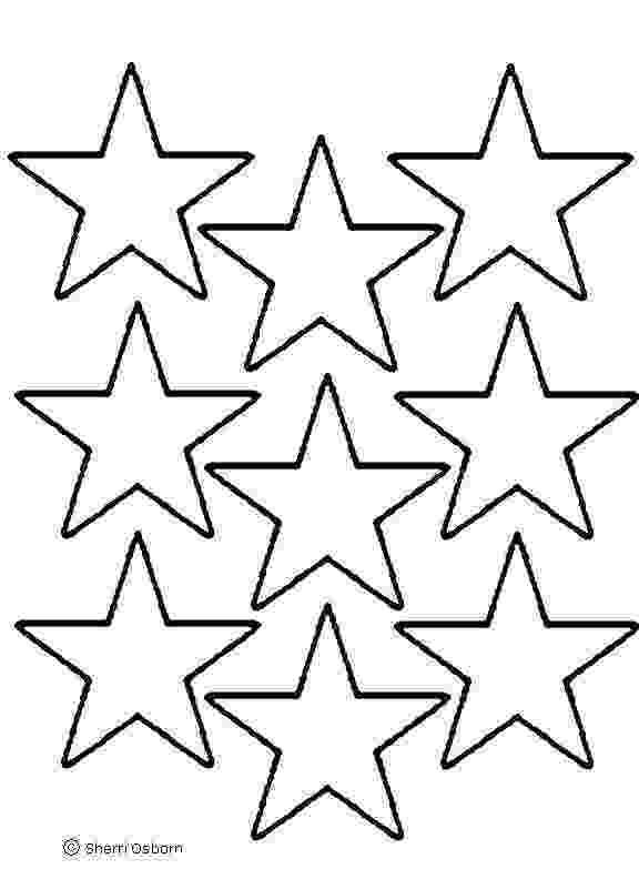 star template free printable tim van de vall comics printables for kids star free printable template