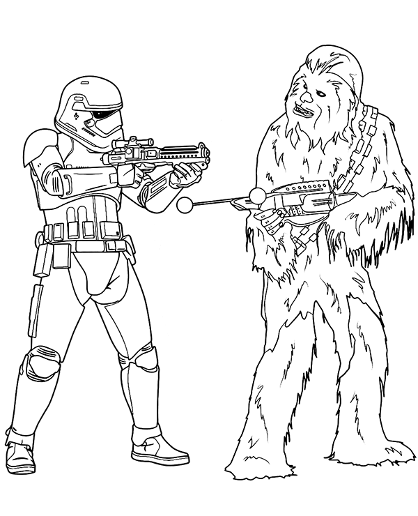 star wars characters coloring pages coloring pages of star wars star wars coloring pages pages characters coloring star wars