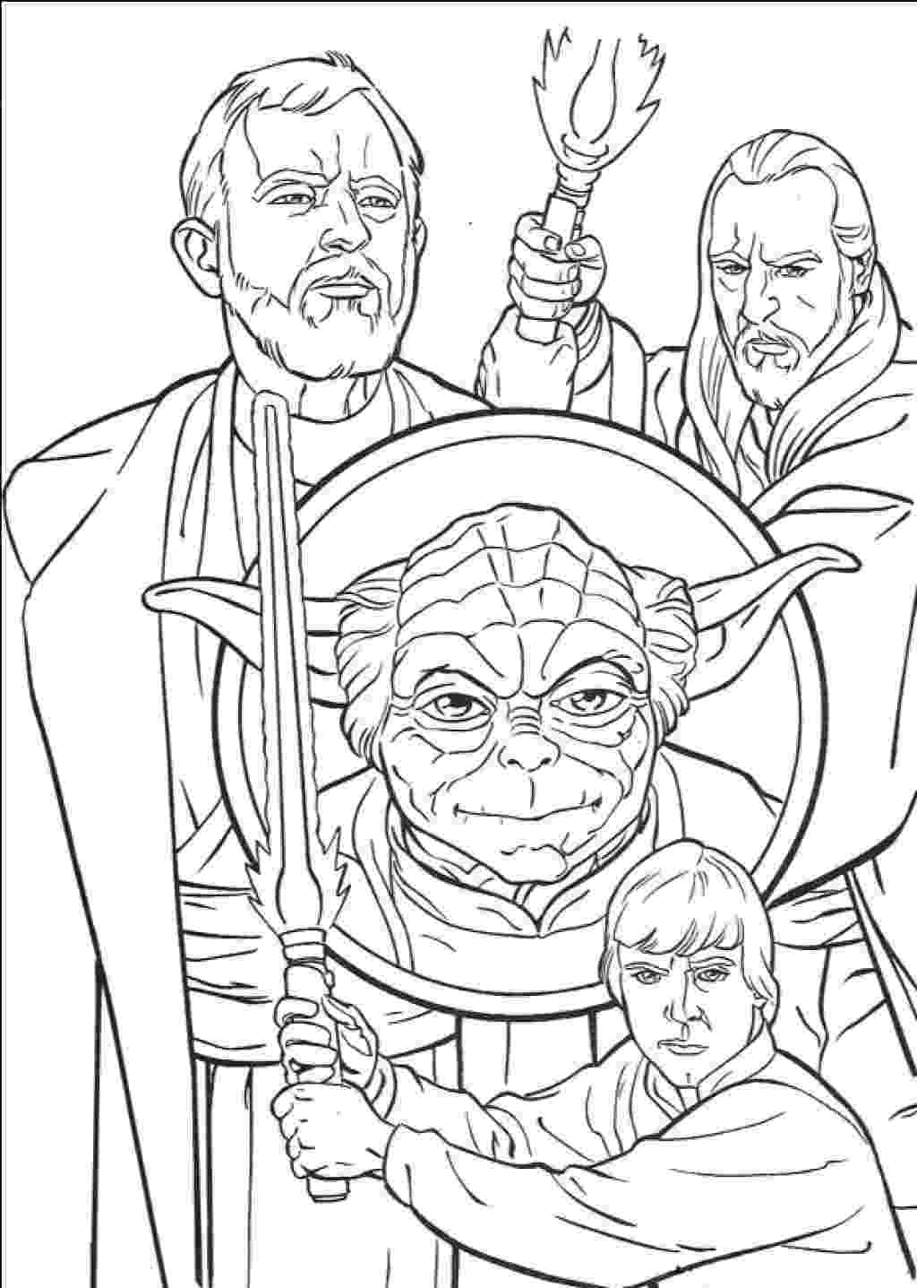 star wars characters coloring pages star wars characters coloring pages gallery free coloring pages characters star wars