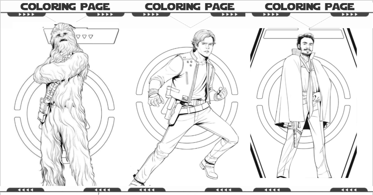 star wars characters coloring pages star wars characters coloring pages gallery free coloring star characters pages wars