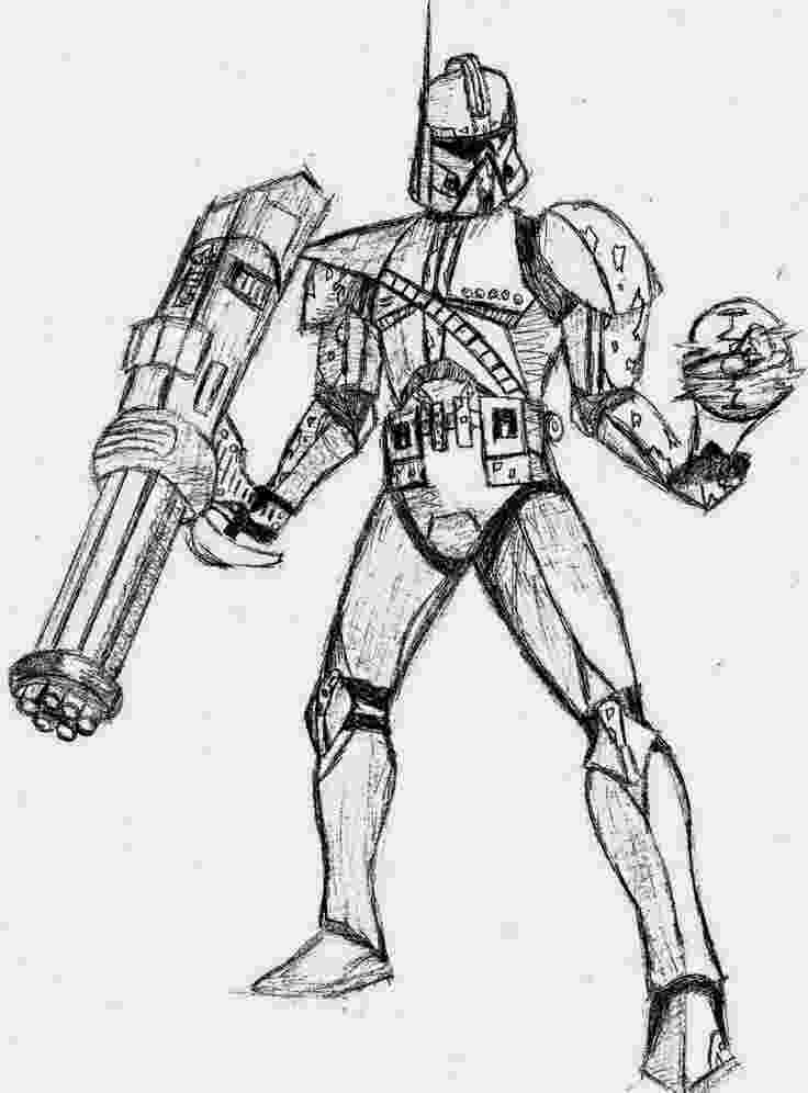 star wars clone trooper coloring pages clone trooper coloring pages at getcoloringscom free trooper coloring star clone wars pages
