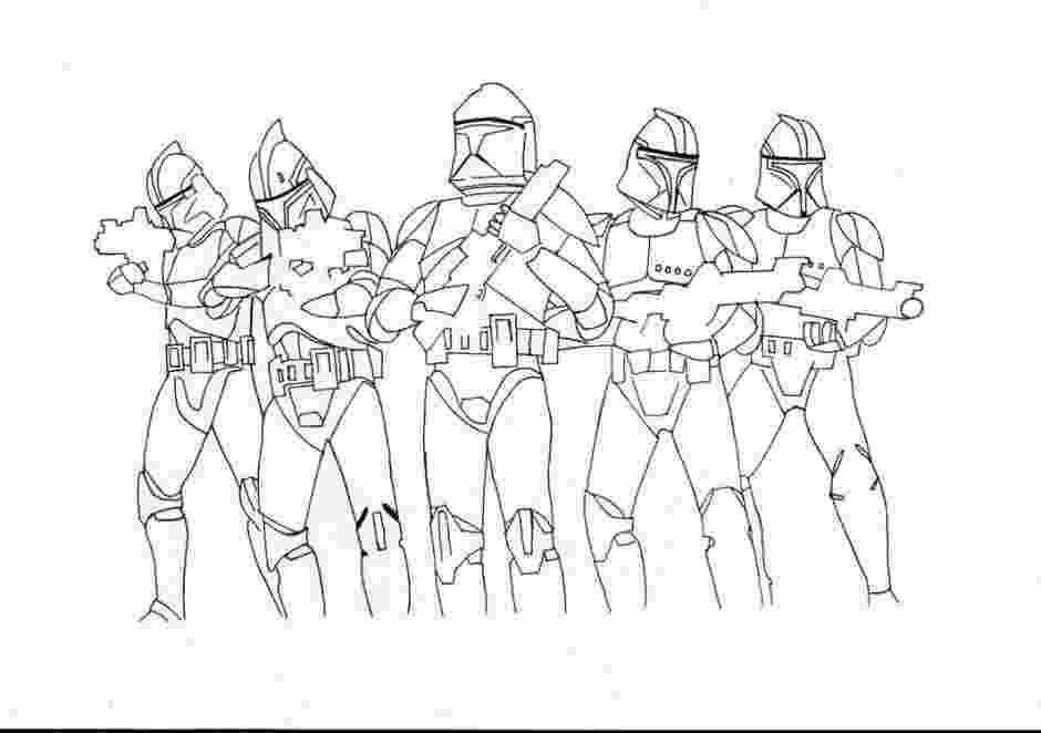 star wars clone trooper coloring pages clone trooper coloring pages with regard to encourage to trooper clone pages star coloring wars