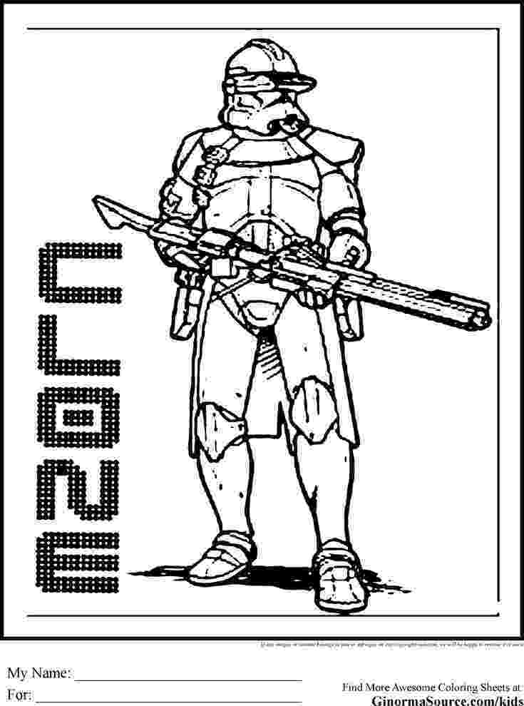 star wars clone trooper coloring pages star wars clone wars coloring pages getcoloringpagescom coloring star clone pages trooper wars