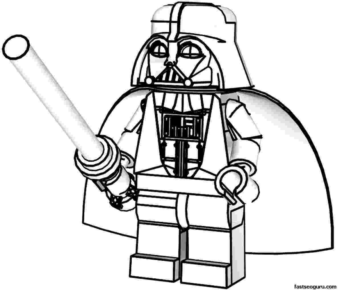star wars coloring lego create your own lego coloring pages for kids lego wars coloring star