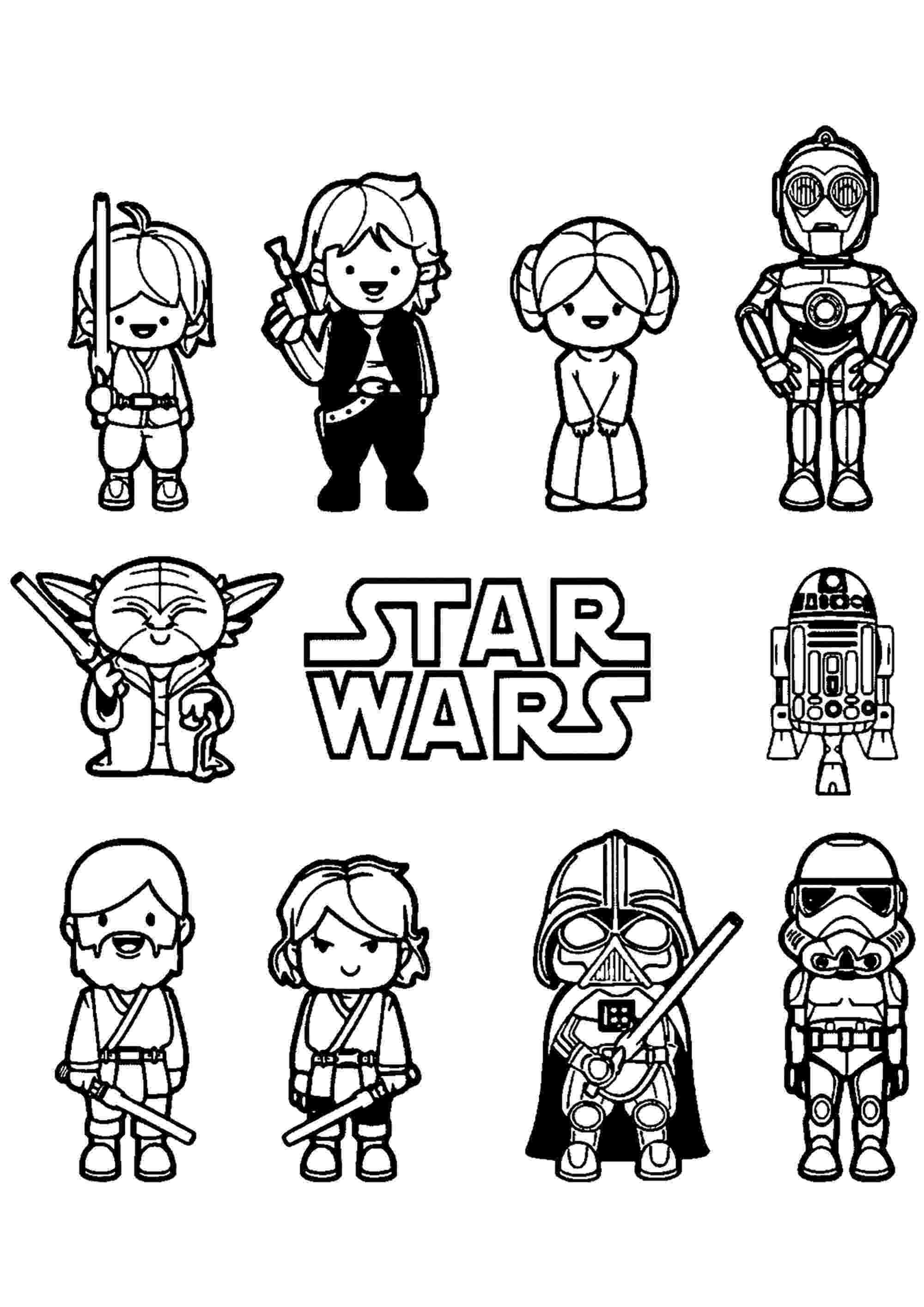 star wars colouring printables famous star wars coloring darth vader cartoon coloring star colouring printables wars