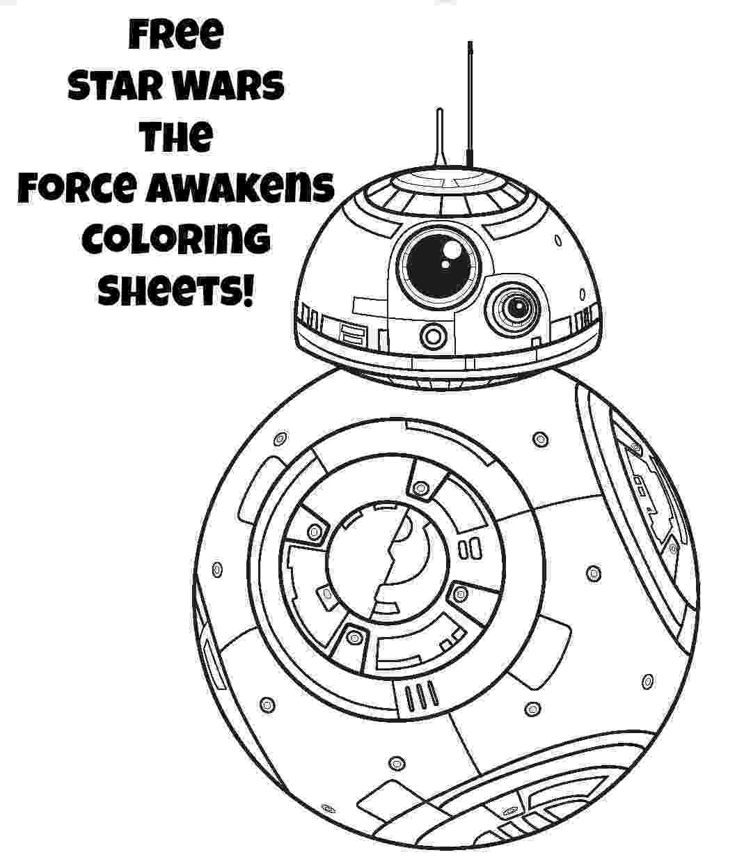 star wars printables star wars coloring pages the force awakens coloring pages wars star printables