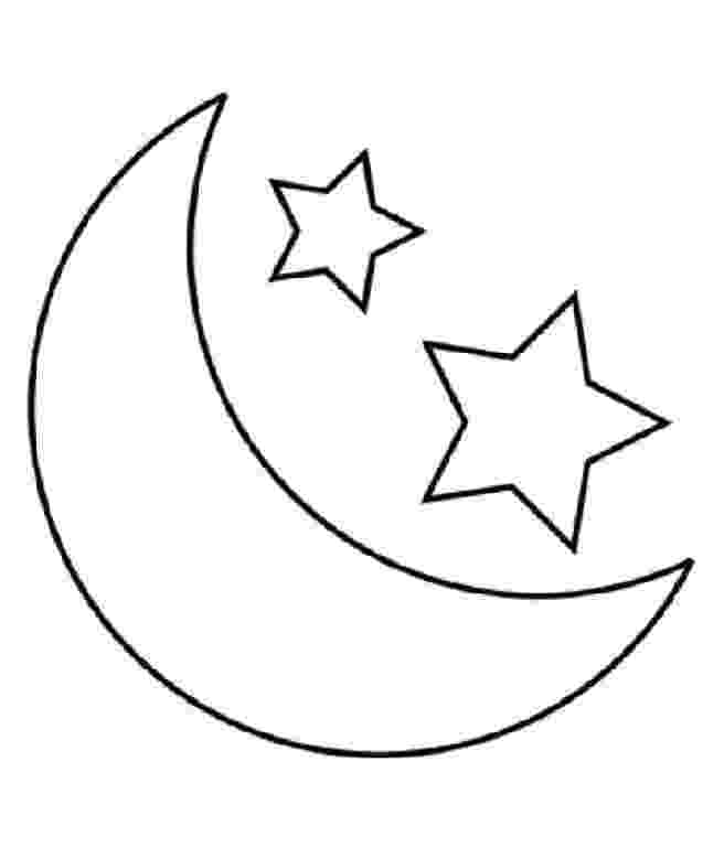 stars to colour and print star coloring pages for childrens printable for free and colour print stars to