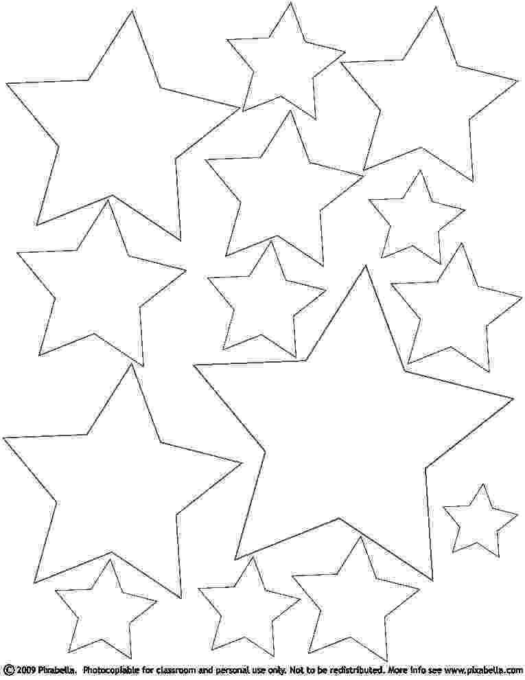 stars to colour and print stars coloring pages kidsuki colour and stars print to