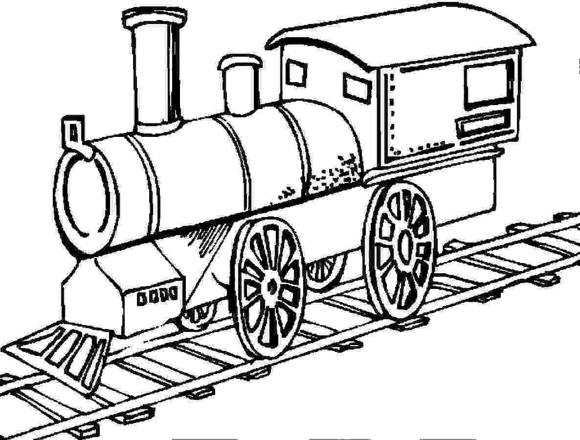 steam locomotive coloring pages steam engine coloring pages steam pages locomotive coloring