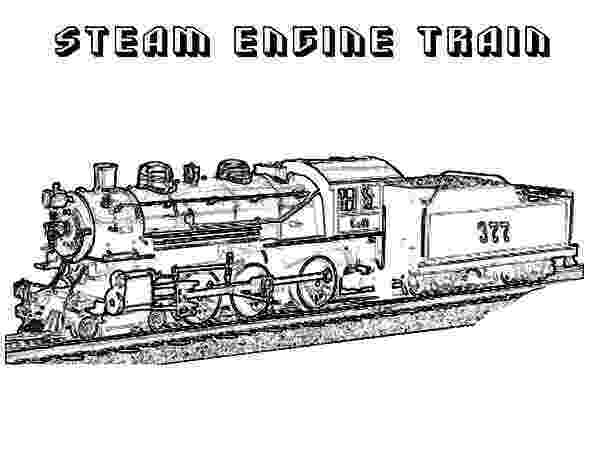 steam locomotive coloring pages steam locomotive coloring page clrg locomotive pages coloring steam