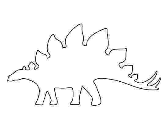 stegosaurus printable bilingual programs chapter tslac printable stegosaurus