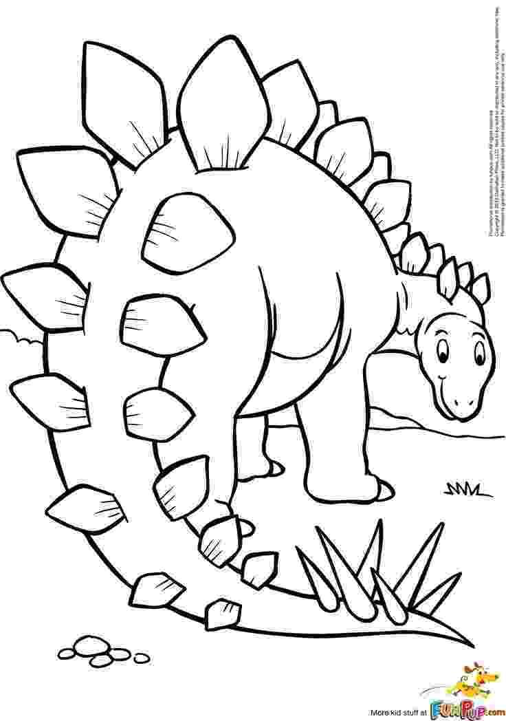 stegosaurus printable stegosaurus coloring pages getcoloringpagescom printable stegosaurus