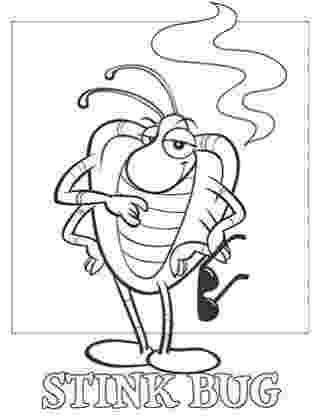 stink bug coloring page stink bug pentatomid coloring pages print coloring page bug coloring stink