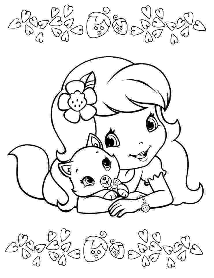 strawberry shortcake coloring pages free strawberry shortcake coloring pages free printable pages coloring free strawberry shortcake