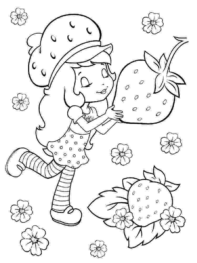 strawberry shortcake printable coloring pages strawberry shortcake coloring pages coloring pages for kids printable shortcake coloring strawberry pages