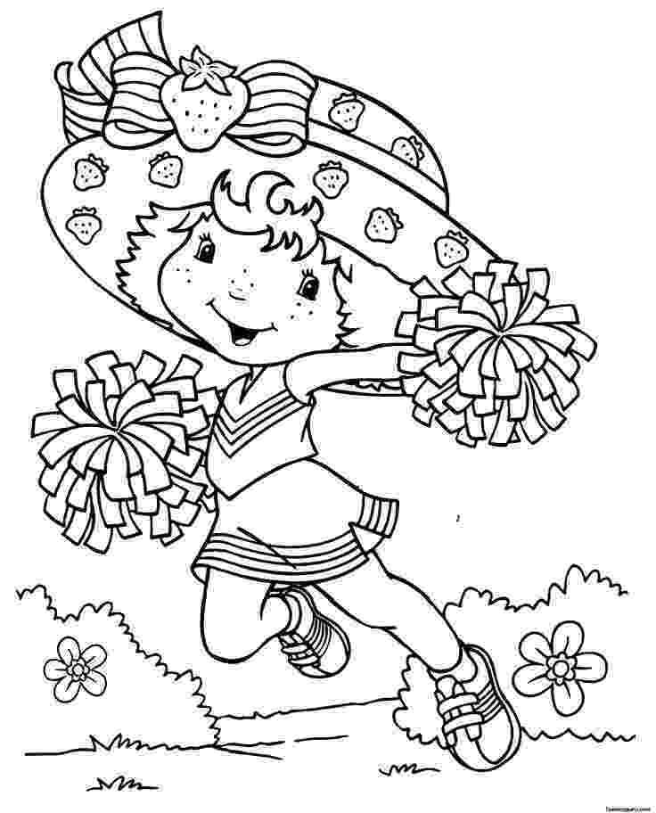 strawberry shortcake printable coloring pages strawberry shortcake coloring pages getcoloringpagescom shortcake pages printable coloring strawberry