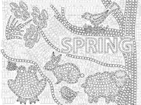 stress less colouring mosaic patterns mosaic coloring pages to download and print for free mosaic colouring stress less patterns