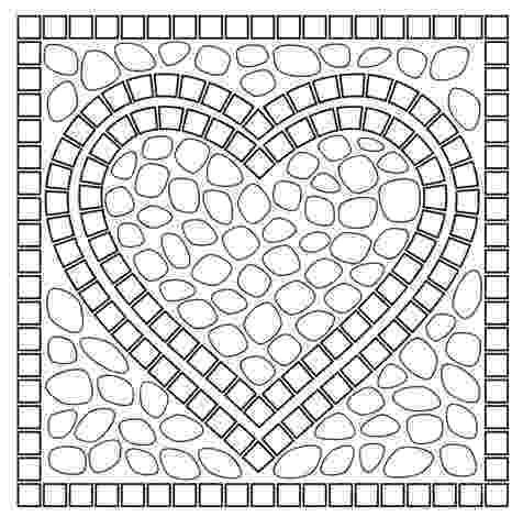 stress less colouring mosaic patterns roman mosaic patterns printable rome pinterest patterns mosaic less colouring stress
