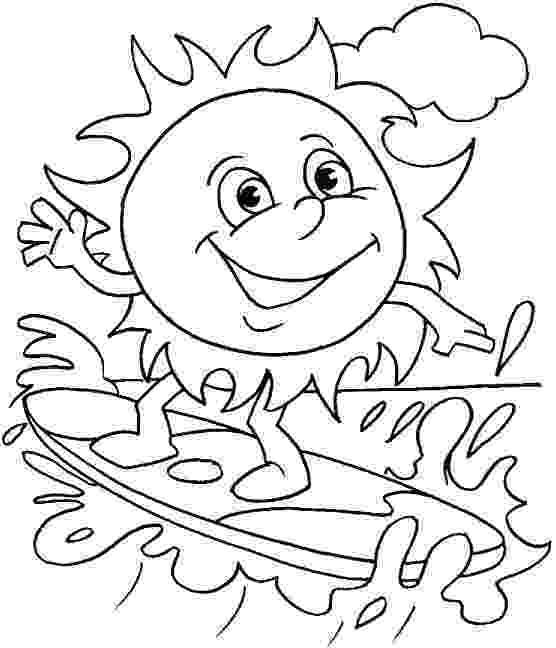 summer coloring sheets download free printable summer coloring pages for kids coloring sheets summer