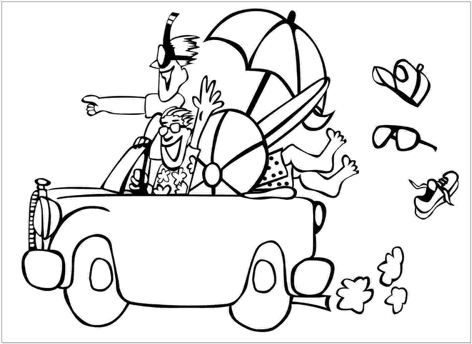 summer coloring sheets download free printable summer coloring pages for kids summer coloring sheets
