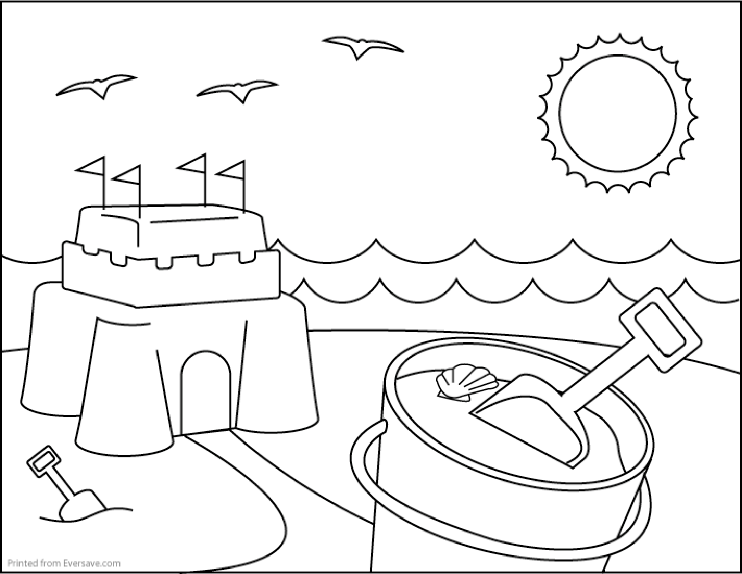 summer coloring sheets summer coloring pages for kids print them all for free coloring sheets summer