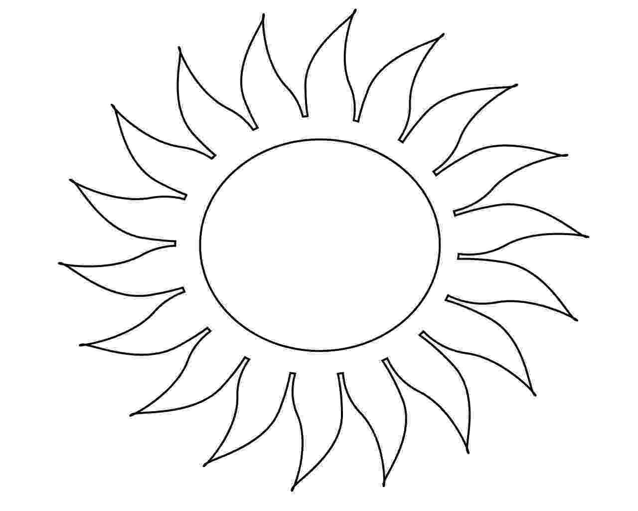 sun coloring pages free printable sun coloring pages for kids cool2bkids pages coloring sun 1 1