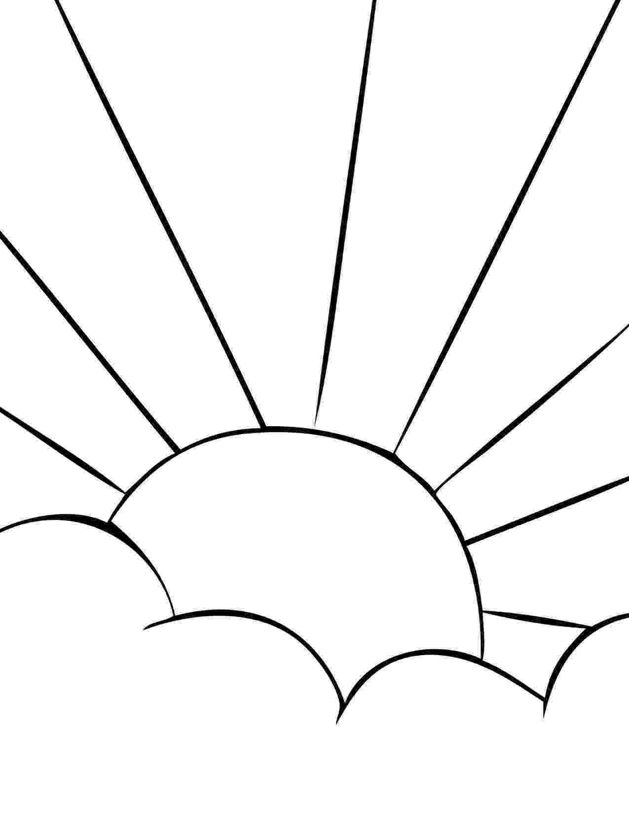 sun coloring pages free printable sun coloring pages for kids cool2bkids sun coloring pages