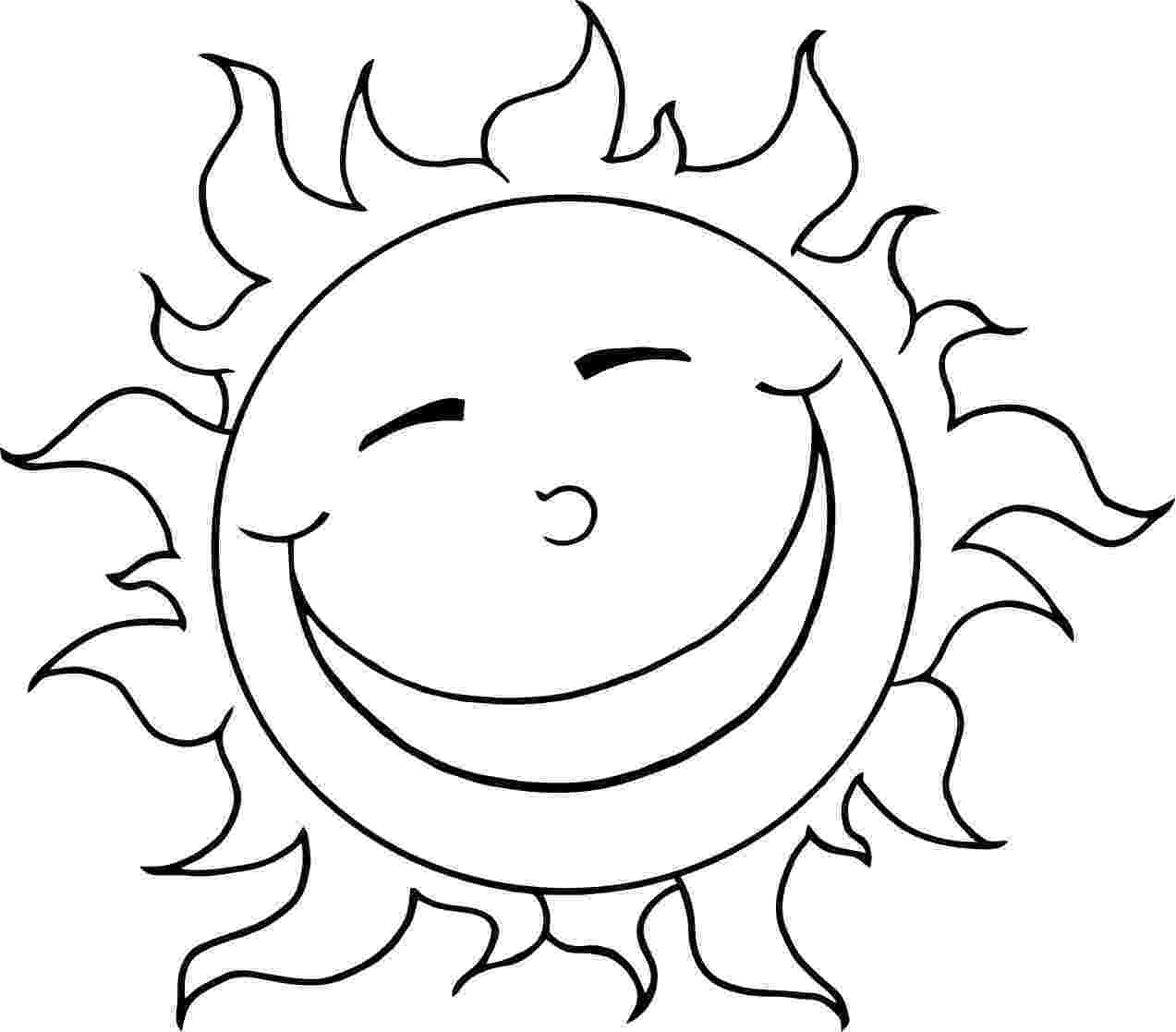 sun coloring pages free printable sun coloring pages for kids pages coloring sun