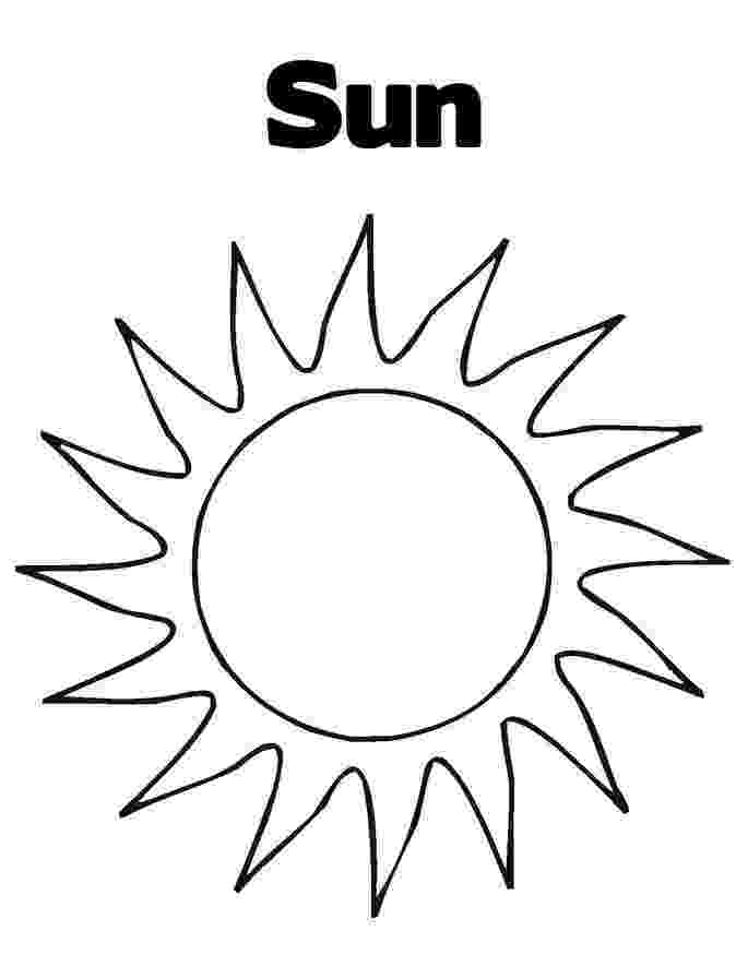 sun coloring pages free printable sun coloring pages for kids sun pages coloring 1 1
