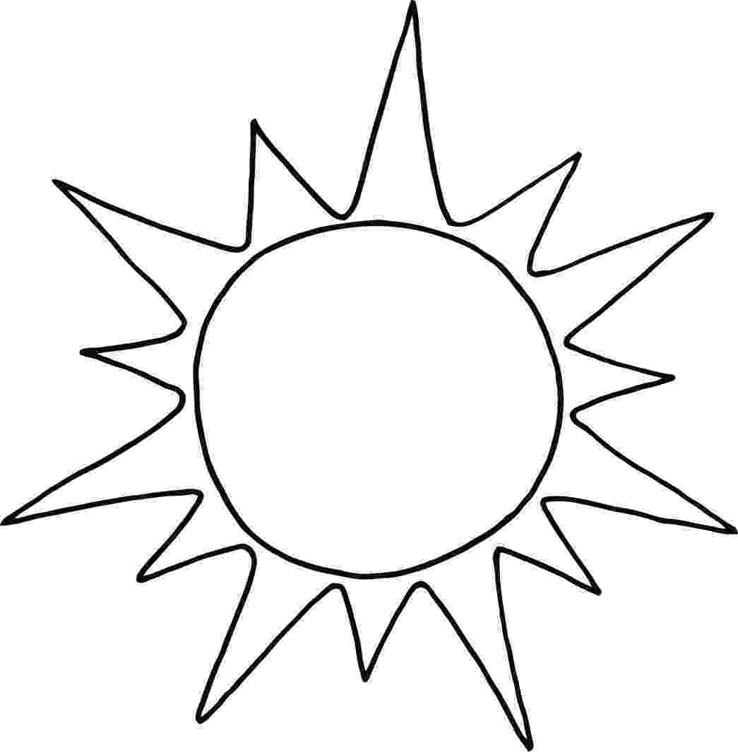 sun coloring pages sun coloring pages to download and print for free coloring pages sun