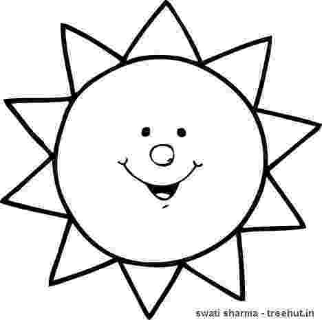 sun coloring pages sun coloring pages to download and print for free pages sun coloring